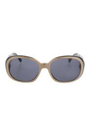 Camellia Motif Coco Mark Sunglasses
