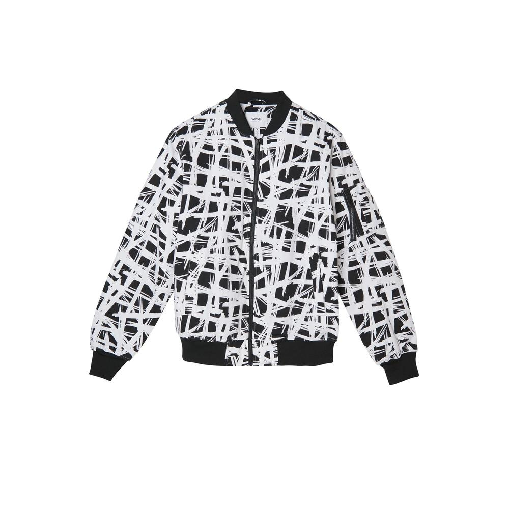 THE ABSTRACT BOMBER
