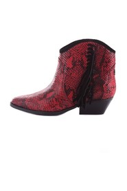 GUESS FL8NA3PEL10 Boots Women RED