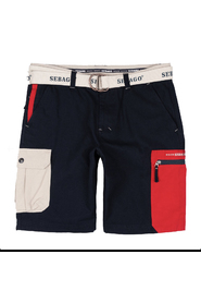 SEBAGO RED POCKET SHORTS