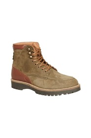 Holly Suede Hiking Boots