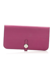 Dogon Leather Long Wallet