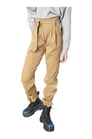 Pantaloni a costine