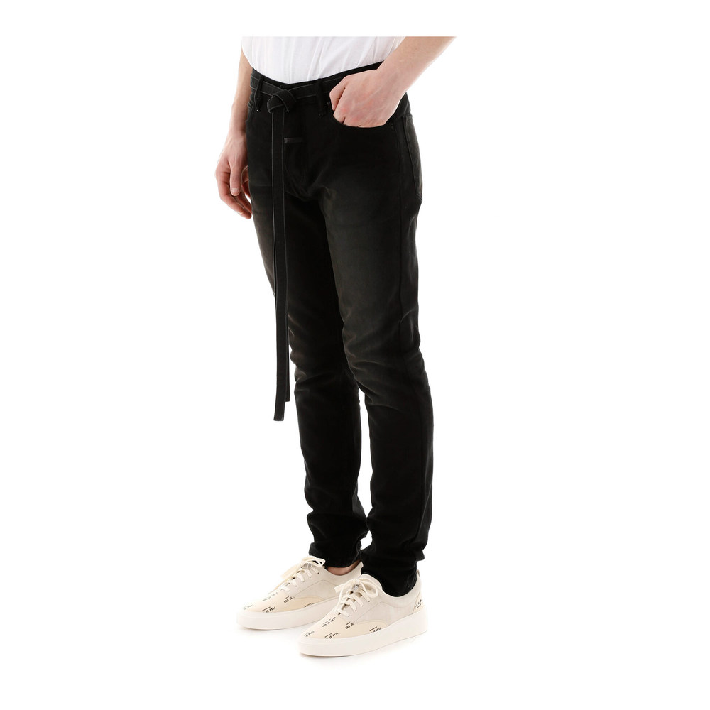 Black Sixth collection jeans | Fear Of God | Jeansy slim fit
