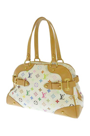 Monogram Multicolore Claudia Canvas