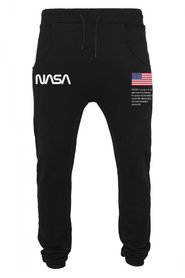 NASA Sweatpants | Sort