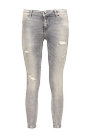 Skinny fit Lonia silvermoon Wash LTB