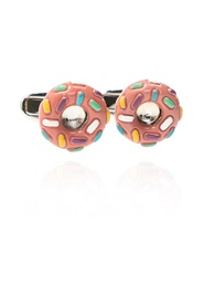 Donut cuff links