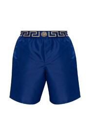 Logo swim shorts