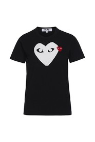 T-shirt with heart