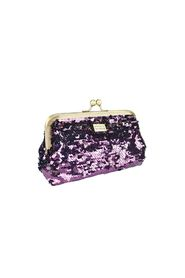 Fiesta Glimmer Purse Purple