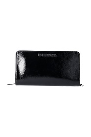 Wallet with shoulder strap