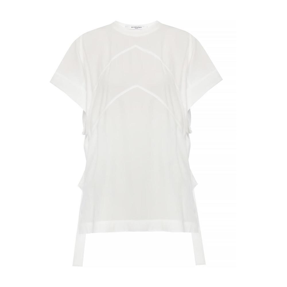 WHITE Lace-up top  Givenchy  Bluser