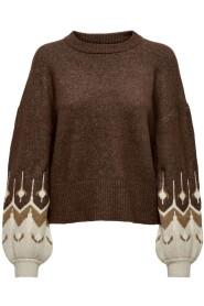 Bjork o-neck pullover