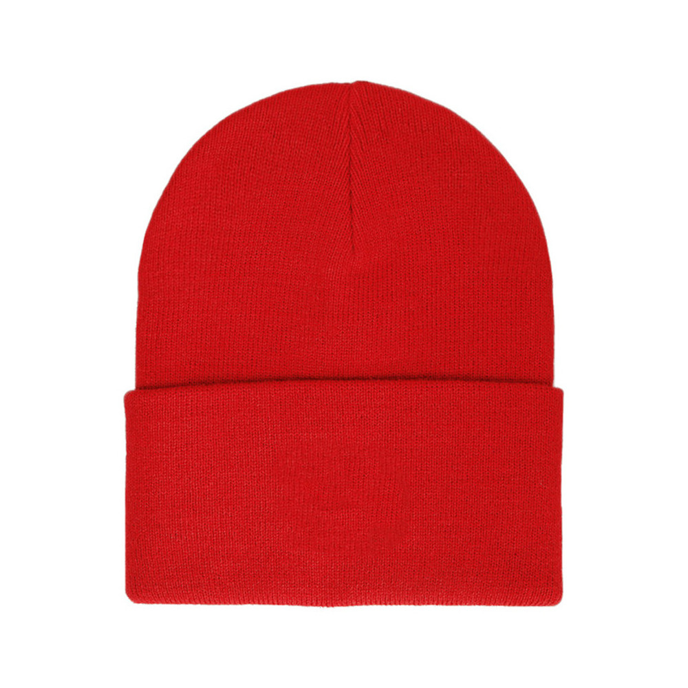 Red Acrylic Watch Hat | Carhartt Wip | Mössor | Nyaste Herrtillbehör pkmKR