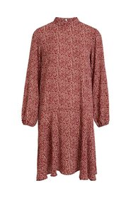 Midi dress Long sleeved