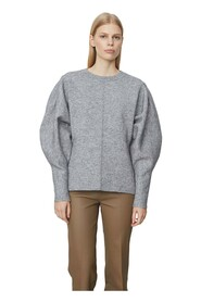 Darcy - Bonded Knit Blouse