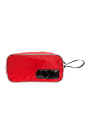men's nylon travel toiletries beauty case wash bag