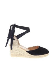 Hamptons wedge sandals