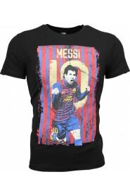 T-shirt - Messi 10 Print