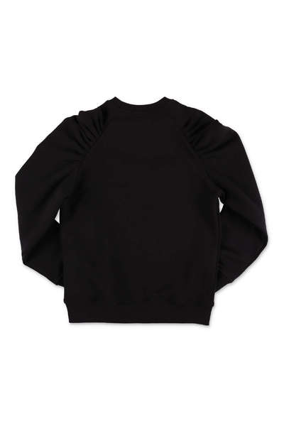 Nouveau style Black Sweatshirt MSGM Sweat-shirts et sweat-shirts à capuche s8lzZ