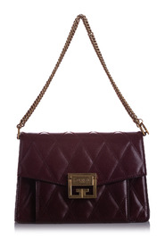 Small GV3 Quilted Leather Shoulder Bag