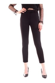 FRACOMINA FR19FMYVONNE Pants Women BLACK