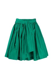 Bow-bak detail skirt