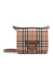 The D-ring bag with Check motif