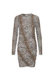 Notes Du Nord Dallas Short Dress Leopard