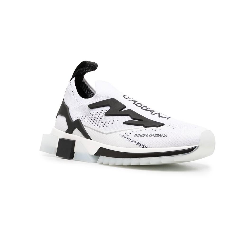 Dolce & Gabbana White Sneakers Dolce & Gabbana
