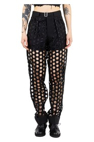 Punched Hole Trousers