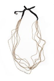 LONG MULTIWIRE NECKLACES