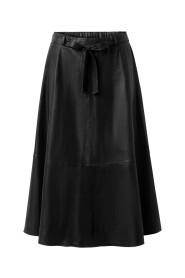nederdel med bælte - 50320